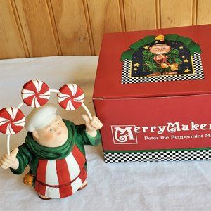 Department 56 Peter the Peppermint Maker Dept 56